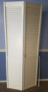 vented louver doors ideal for closets and laundry rooms