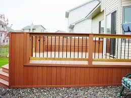image of popular diy porch railing ideas