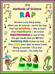 12345 once i caught a fish alive. Science Rap Poem Mrs Warner S Learning Community