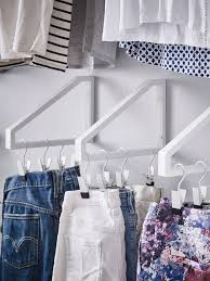 Breathtaking Floating Closet Organizers Idea With Nickel Railing Ikea Closet Organizer Hanging