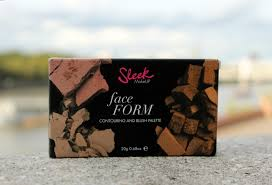 sleek makeup face form light review and swatches