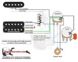 1 humbucker 1 single coil 3 way lever switch 1 volume 1 tone 00 2 Humbucker 1 Volume 1 Tone Wiring 1 humbucker 1 single coil 3 way lever 1 volume 1 2 humbucker 1 volume 1 tone wiring diagram