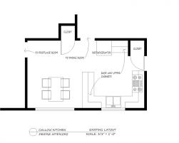 Free Kitchen Design Layout Design A Kitchen Layout Interior Design