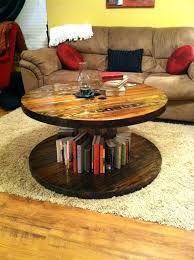 diy round coffee table round coffee table round coffee table with far rug and bookshelf also diy round coffee table
