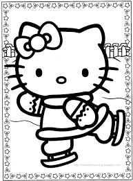 Small Picture Coloring Pages Agreeable Hello Kitty Christmas Coloring Pages