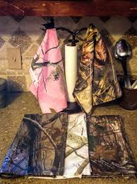 Camouflage Dishes Realtree Kitchen Towel Camo Kitchen Towel