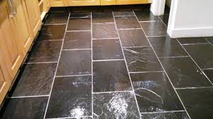 black slate floor tiles. Chinese Black Slate In Basingstoke Cleaned And Sealed Floor Tiles