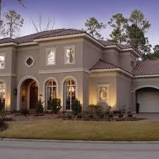 brown exterior paint color schemesExterior Paint Colors For Stucco Homes Unlikely Color Schemes