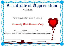 free templates for certificates of appreciation 10 elegant certificate of appreciation for donation templates free