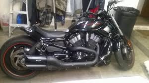 2007 harley davidson vrscdx v rod night rod special black