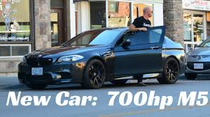 New Car!!! - F10 BMW M5, w/Stage 2 Dinan Tune - YouTube