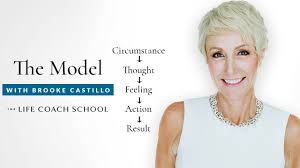 The Self Coaching Model by Brooke Castillo Explained   The Life ...