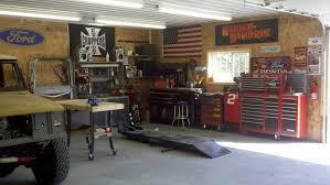 garage interior. Garage Interior Wall Covering Stun Sheeting Walls Tin Or OSB The Journal Board Home Ideas 17