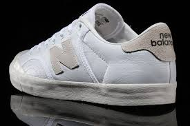 new balance pro court. the new balance pro court 212 opts to take tonal route with this latest colorway of clean and sleek looking model. coming in an all-white aesthetic,