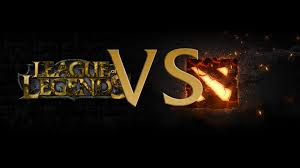 dota 2 vs league of legends vs smite which multiplayer online