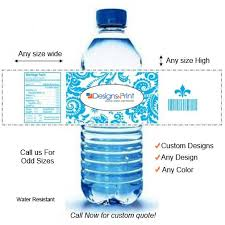 waterbottle labels product details designsnprint