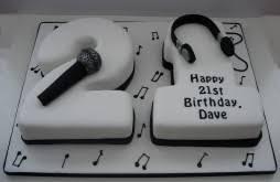 21st Birthday Cakes By Fun Cakes