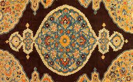 Tappeto Tessuto A Mano : Tappeto tessuto mano fotografie stock libere da diritti immagine
