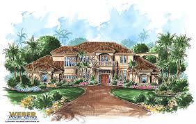 luxury mediterranean style home floor plans
