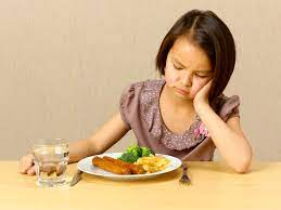 children with texture aversions to food