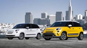 2016 Fiat 500L Trekking road test with price, horsepower and photo ...