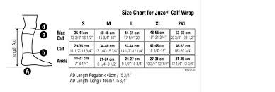 Compression Wrap Juzo 6000ab M 6000ab S 6000ab L 6000bdl