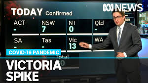 In humans, several coronaviruses are known to cause respiratory infections ranging from the common cold to more severe diseases such as middle east respiratory syndrome. Coronavirus Update Victoria Struggles With 13 New Cases Abc News Youtube