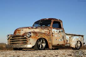 Gorgeous 1948 Chevy Truck Combines Aged Patina and Modern Engine ...