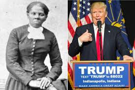 「trump says use Harriet Tubman in $1 bank note」の画像検索結果