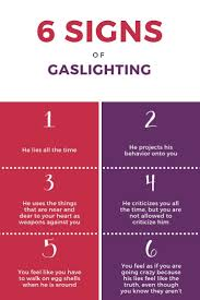 Gad Lighting 6 Signs Youre Being Gaslighted Fiercelyunfettered