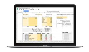 google doc budget template the 15 best free google sheets budget templates