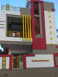Elevation Designs For G 1 In Hyderabad 65 Best G 1 Simple Images House Elevation House Front