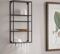 wine glass rack pottery barn. Wall Shelf Unit With Multi Glass Rack Pottery Barn Intended For Remodel 3 Wine