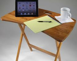 image of laptop portable standing desk
