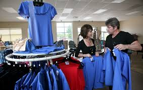 Lisa Brodacz and Neil Sherman are opening Accessible Wear a West Allis  store that will