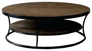 48 round coffee table home and furniture spacious round wood and metal coffee table at inch