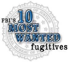 「On March 14, 1950, the FBI's 10 most wanted list debuts.」の画像検索結果