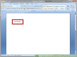 micresoft word how to zoom in or out of a microsoft word document 4 steps