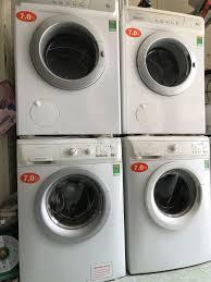 Thanh lý 1 cặp máy giặt + máy sấy, bao ship - 87159000