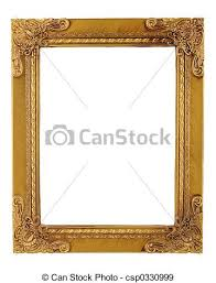 Gold frame Gold ornate frame and border stock photographs Search