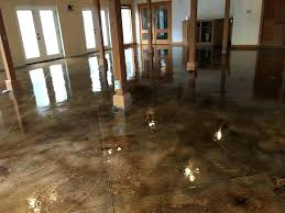 enchanting cement floors stained concrete floor maintenance finished costs