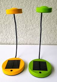 2 Ikea Sunnan Portable Solar Powered Rechargeable Flexible Desk Lamp Assorted