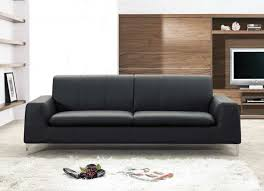 modern black leather couches. Modern Black Leather Couch Couches