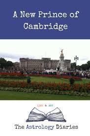 A New Prince Of Cambridge Birth Chart Spiritual Growth