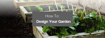 Small Picture How To Design Your Garden MIgardener