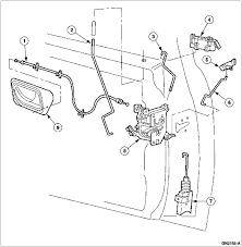 2000 ford ranger diagrams to replace the door lock actuators it has a bracket that it is attached to and the bracket attatches to the door this bracket is near the electrical connector see below diagram actuator is