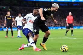 Manchester city v tottenham hotspur. Spurs V Man City 2019 20 Premier League