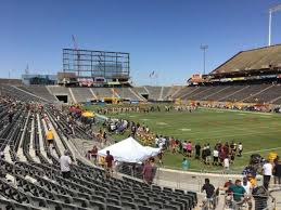 Sun Devils Seating Chart Sun Devil Stadium Section 45 Home Of Arizona State Sun Devils
