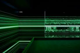 Light Art Video Sonic Anthropocene Can Sound And Video Art Take On Climate