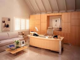 artistic luxury home office furniture home. Modern Office With Light Colored Cabinets Artistic Luxury Home Furniture